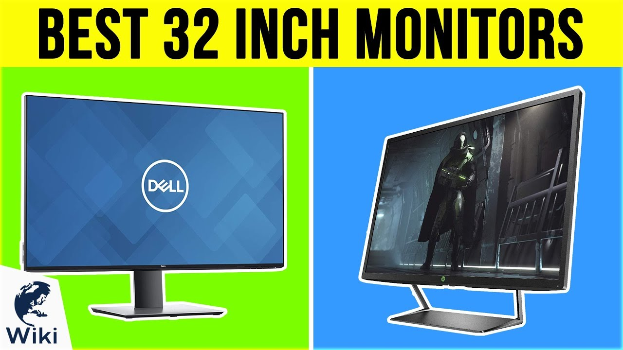 Best 32 Inch Monitor: Top 20 Reviews & Buyer's Guide(2018)