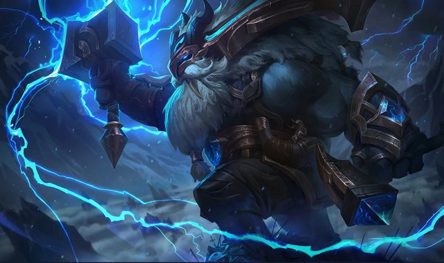 Gamers discover the true power of Ornn - He can 'hack' 3000 gold only by reaching level 12