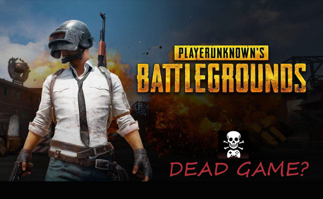 The record low number of players, streamer and proplayer also gave up, because where did PUBG go downhill?